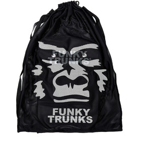 Funky Trunks Mesh Gear Bag The Beast